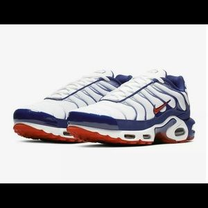 Nike Air Max TN All American are White Blue 🔥🔥